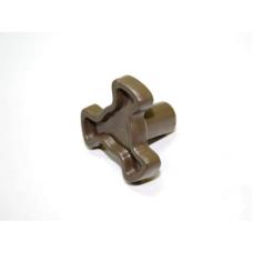 Коплер мотора тарелки СВЧ (9999990031) Н-27мм, Т-5.3мм, D-34мм