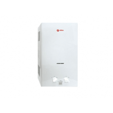 """Газовая колонка """"RODA"""" мод. JSD20-A1 (дисплей, электророзжиг, 20 кВт) белый цвет"""